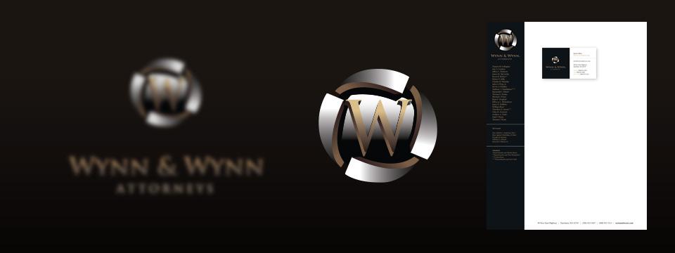 Wynn & Wynn Brand ID Redesign