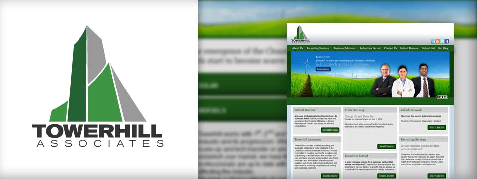 Towerhill Associates | Website Redesign