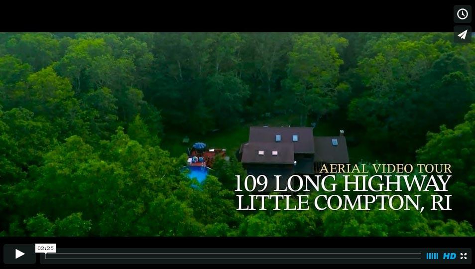 Aerial Real Estate Video Tour