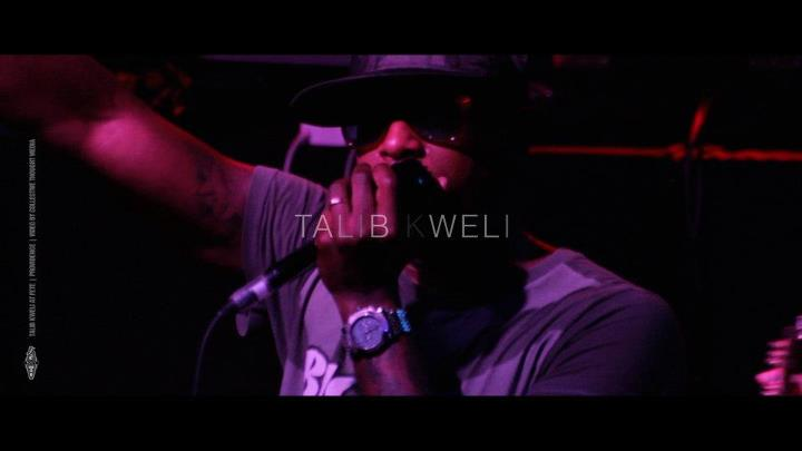 Live Concert HD Video | Talib Kweli Live at Fete