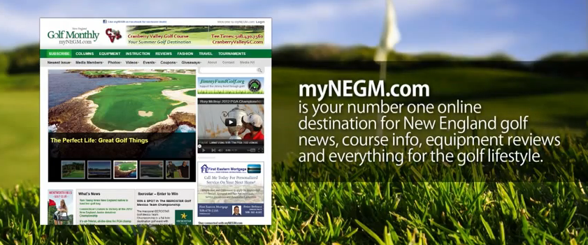 Promotional Video for New England Golf Monthly