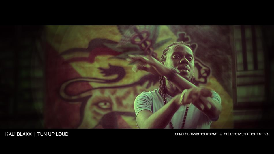 Kalli Blaxx HD Video Shoot