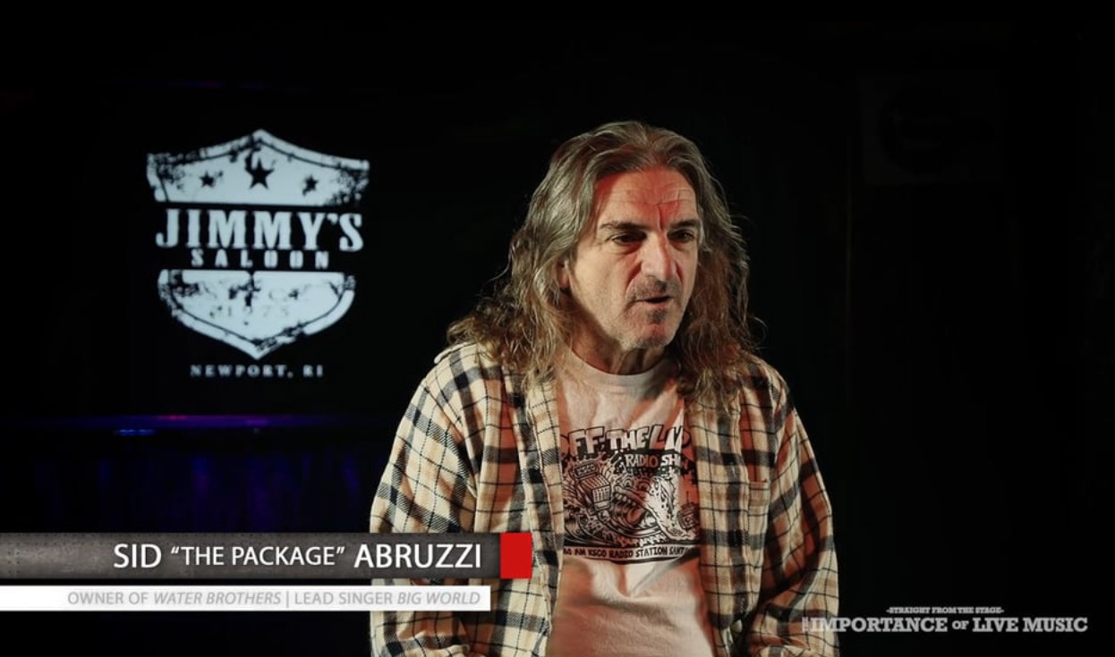 Jimmy's Saloon | Importance of Live Music Videos