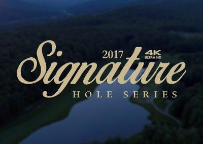 Signature Hole Series | New England Golf