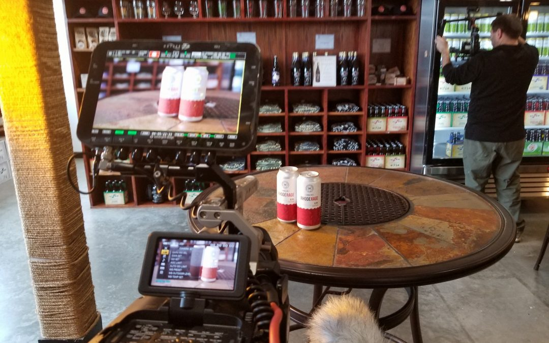 """Collective Thought Media completes release promo video for Newport Craft Beer Co.'s new double IPA """"Rhode Rage"""""""