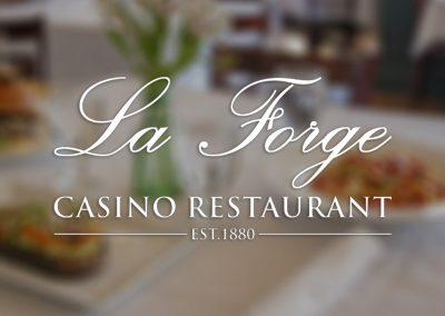 La Forge Casino | Restaurant & Food Photography