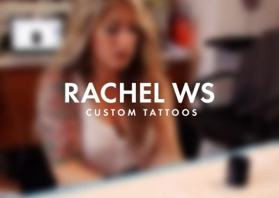 Rachel WS Tattoo | Doc Style Business Video