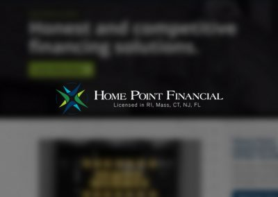 Home Point Financial | Website Redesign