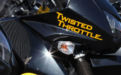 Twisted Throttle hires Collective Thought Media for multi-day automotive shoot